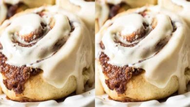Photo of Quick & Easy Cinnamon Rolls