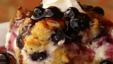 Photo of 💜 Overnight Blueberry French Toast 😍