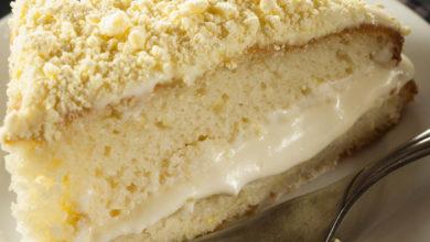 Photo of ⭐ Cream Cheese Lemon Crumb Cake 😋