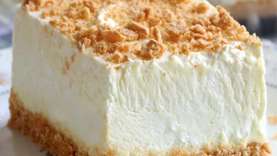 Photo of 💛 No Bake Classic Woolworth Cheesecake 😋
