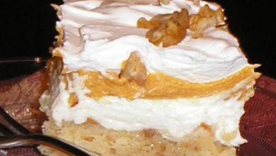 Photo of 💛 Pumpkin Cheesecake with Pecan Crust 🐣