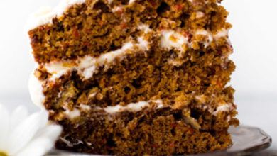 Photo of 💛 Best Carrot Cake Recipe 😍