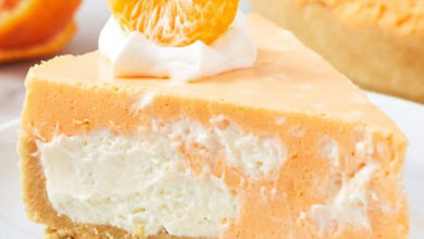 Photo of 💛Creamsicle Cheesecake🍰