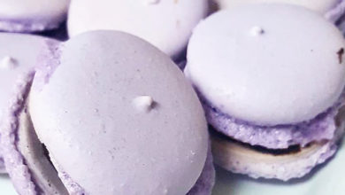 Photo of 💜KETO French Macarons😍