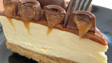Photo of 💜Rolo Caramel Cheesecake🐥