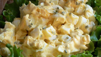 Photo of 🌿Delicious Egg Salad for Sandwiches😋