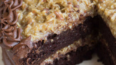 Photo of 🍫German Chocolate Cake😋