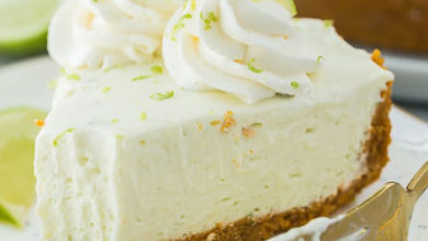 Photo of 💛No Bake Key Lime Cheesecake☺