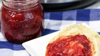 Photo of 🍓Instant Pot Strawberry Jam😺