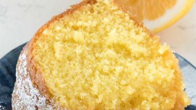 Photo of 🍋Easy Lemon Butter Cake😍