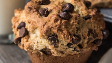 Photo of 🤎Bakery Style Chocolate Chip Muffins🧁
