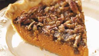 Photo of 🥕Pecan-Topped Carrot Pie🥧