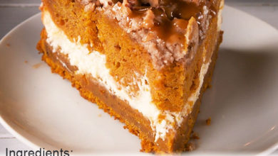 Photo of 🎃Pumpkin–Cream Cheese Coffee Cake☕