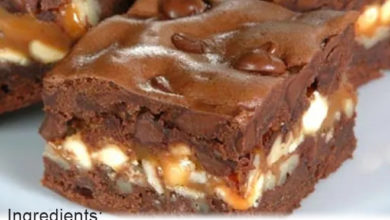 Photo of 🍫Heavenly Chocolate Brownies😋