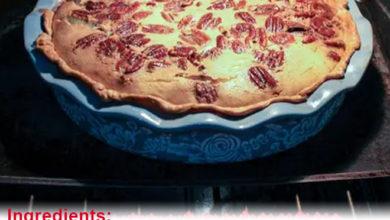 Photo of 👉Chocolate Pecan Cheesecake Pie😍